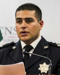 אבטחת אישים – ניסיון התנקשות במפקד משטרת מקסיקו סיטי