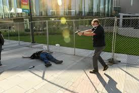 דנבר ארצות הברית – מאבטח ירה למוות במפגין